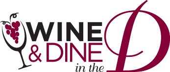 wine and dine in the d