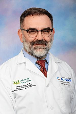 Dr Jeffrey Zonder